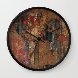 Transition Era Wall Clock