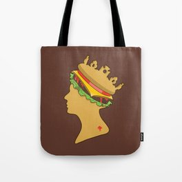Burger Queen aka Royal With Cheese Tote Bag