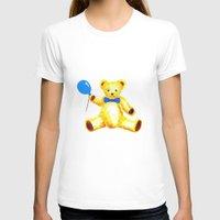 teddy bear T-shirts featuring Teddy Bear by Artisimo
