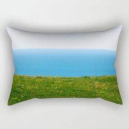The Cliff Rectangular Pillow