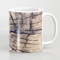 wood Mugs featuring Wood by Crazy Thoom