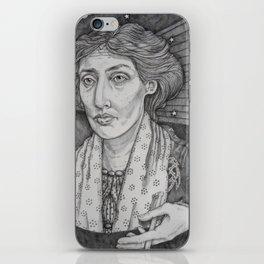 Women in Water: Virginia Woolf Off the Isle of Skye iPhone Skin