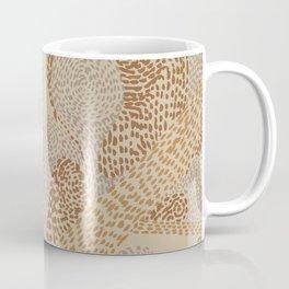 earthy swirls Coffee Mug