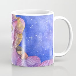 Foo Dog and Girls Coffee Mug