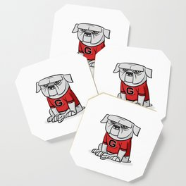 Bulldog from Georgia Coaster