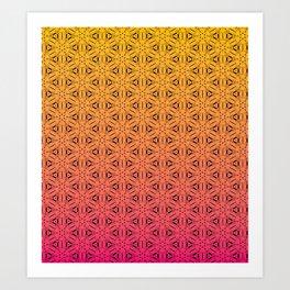 Color ONE Art Print