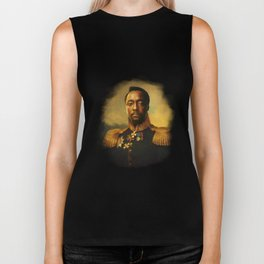 will.i.am - replaceface Biker Tank