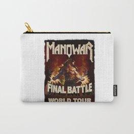 Manowar Final Battle World Tour Carry-All Pouch