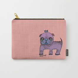 PUG KING Carry-All Pouch