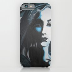 Women In Blue iPhone 6s Slim Case