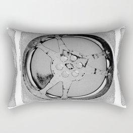 Untitled Film Reel, Version 2 Rectangular Pillow