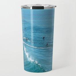 Huntington Beach Travel Mug