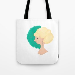 A great lady Tote Bag