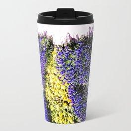 Intense purple. Travel Mug