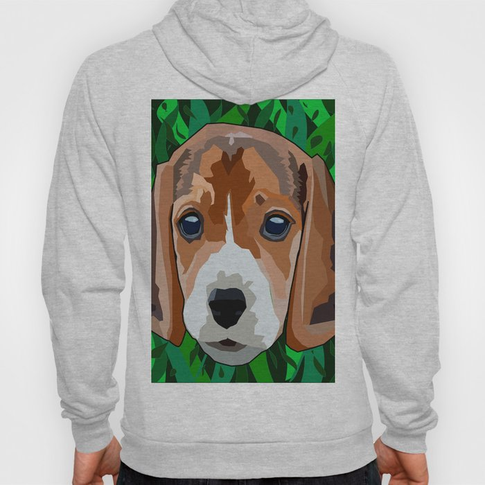 Spotted dog Hoody
