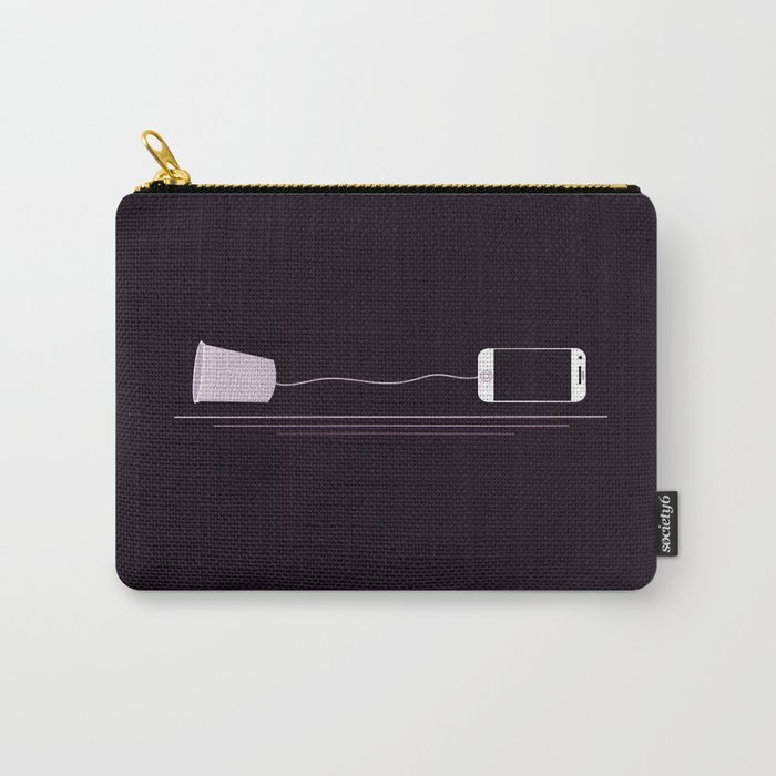 PHONE EVOLUTION Carry-All Pouch