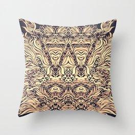 Soft Lines(B&O) Throw Pillow