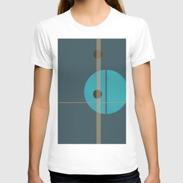 Geometric Abstract Art #4 T-shirt