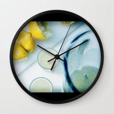HAPPY HOUR SERIES - CAIPIRINHA Wall Clock