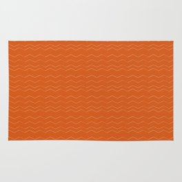 Tangerine Tangerine Rug