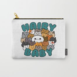 Hairy Baby Carry-All Pouch