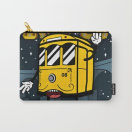 The Face of Rio - Teresa's Tram Carry-All Pouch