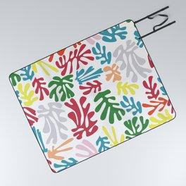 Matisse Pattern 004 Picnic Blanket