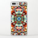 Colorful Shapes Abstract by perkinsdesigns