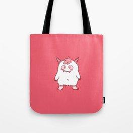 Sock Yeti Tote Bag