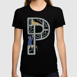 P as Plumber T-shirt