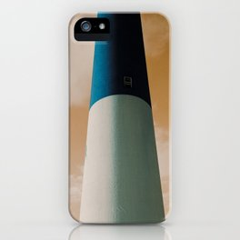 Barnegat Light 4 (lighthouse) iPhone Case