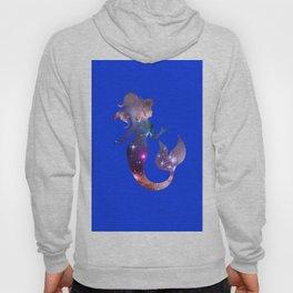 Galaxy Mermaid (Cobalt) Hoody