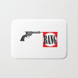 Wild West Bang Bath Mat