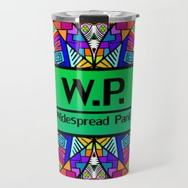 WP - Widespread Panic - Psychedelic Pattern 2 Travel Mug
