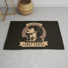 James Brown's Funky People Rug