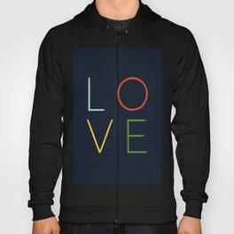 How deep is your LOVE Hoody