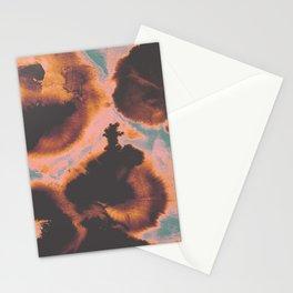 Burning Autumn Stationery Cards
