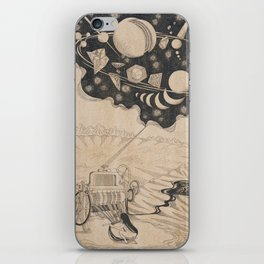 Creator Is Nobody : The Factory iPhone Skin