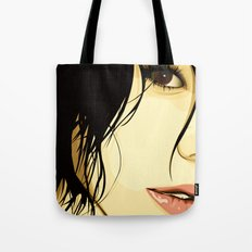 the tale of a girl Tote Bag