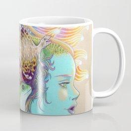 A Tangle Of Lizards, Lizard Art Coffee Mug
