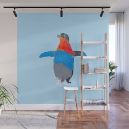 Everyone Loves a Penguin Wall Mural