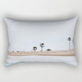 newport beach, california Rectangular Pillow