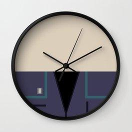 Ensign Hoshi Sato - Minimalist Star Trek: Enterprise ENT - Trektangle - Trektangles - startrek NX-01 Wall Clock