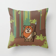 EP6 : Wicket Throw Pillow
