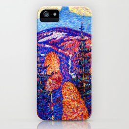 Marsden Hartley Cosmos iPhone Case
