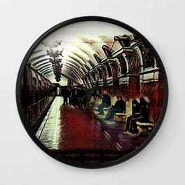 Prospekt Mira Wall Clock