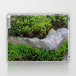 Vibrant Moss Laptop & iPad Skin