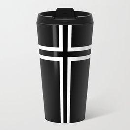 KOF Kyo Kusanagi Cross Travel Mug