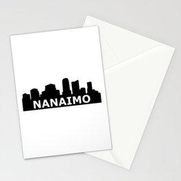 Nanaimo Skyline Stationery Cards