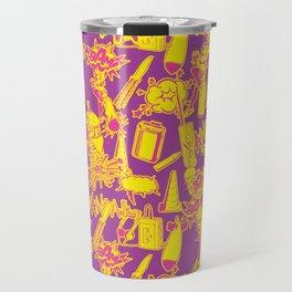 BRIGHT VANDAL CLASSICS Travel Mug
